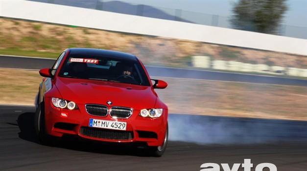 Video: Luka-Marko Grošelj drifta z novim BMW M3