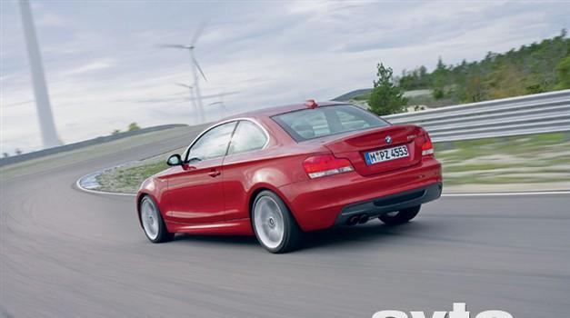 BMW serija 1 Coupe (foto: tovarna)
