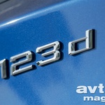 BMW 123d (5 vrat) (foto: Aleš Pavletič)