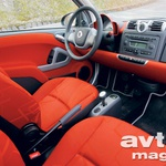 Smart ForTwo Coupe 52 kW MHD