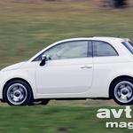 Fiat 500 1.4 16V Longue