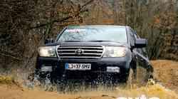 Toyota Land Cruiser V8 4,5 D-4D 5 sedežev Luxury