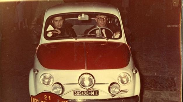 Fiat 500 se vrača 50 let po zmagi
