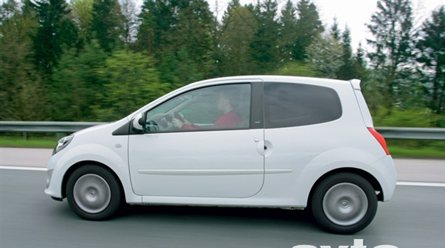 Renault Twingo 1.2 16v Nokia