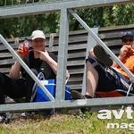 Foto: 1. tekma avstrijskega drift prvenstva DCA