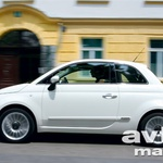 Fiat 500 1.3 Multijet 16V Lounge