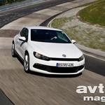 Trgovci prodajajo VW-jevega Scirocca