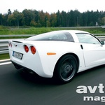 Corvette C6 Coupe 6.2 V8