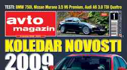 V novem Avto magazinu predstavljamo ...