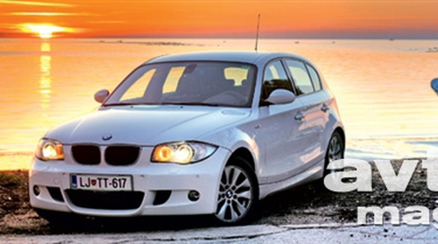 BMW 120d paket M
