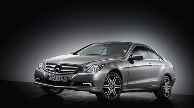 Mercedes-Benz E kupe