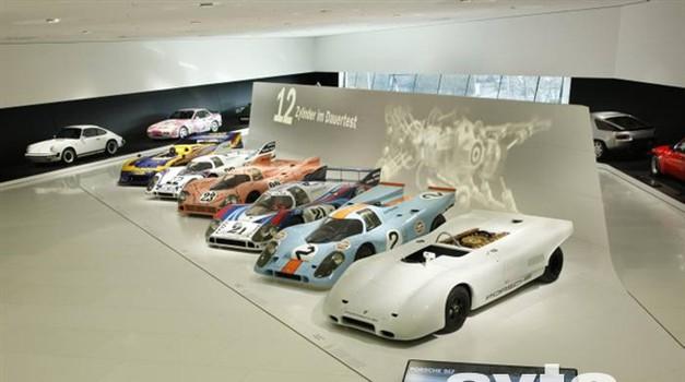 Rojstni dan Porscheja 917