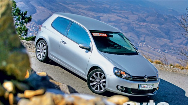 Volkswagen Golf 1.4 TSI (118 kW) DSG Highline