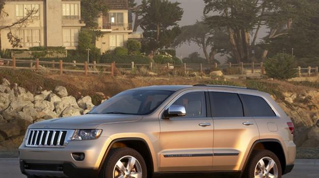 Novi Jeep Grand Cherokee