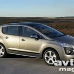Peugeot 3008 za slovenske kupce
