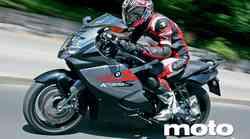 Test: BMW K 1300 S