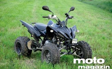 YFM 250 SE W