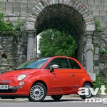 Fiat 500 1.4 16V Dualogic Pop