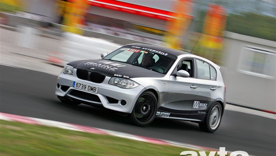 video foto bmw 130d md30 mainz motorsport tuning moto. Black Bedroom Furniture Sets. Home Design Ideas