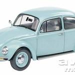 VW 1200 'ÚLTIMA EDICIÓN' -  Proizvodnja legendarnega VW Hrošča se je končala 30. julija 2003 v mehiškem mestu Puebla, kjer so ga v tamkajšnji Volkswagnovi tovarni izdelovali od leta 1964. Hrošča so v Nemčiji izdelovali do leta 1978. Vsega skupaj je bilo v teh 65 letih (1939–2003) izdelanih 21.529.464 primerkov. Ob tej priložnosti Schuco ponuja zbirateljem model VW 1200 Hrošč v merilu 1 : 43, narejen na podlagi zadnje serije, izdelane v Mehiki.