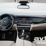 Novi BMW serije 5 marca 2010