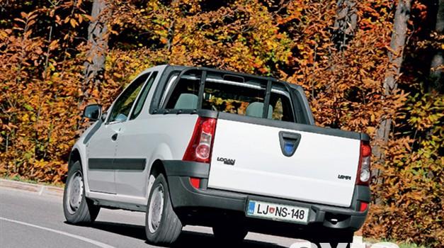 Dacia Logan Pick-Up 1.6 Ambiance