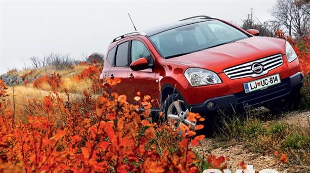 Nissan Qashqai+2 2.0 16v