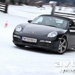 Drift trening v avstrijskem Thomatalu (foto: Boštjan Vidrajz)