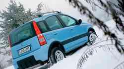 Fiat Panda 4x4 1.2 8v Climbing