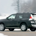 Toyota Land Cruiser 3.0 D-4D Premium