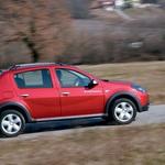 Dacia Sandero 1.6i Stepway (foto: Vinko Kernc)