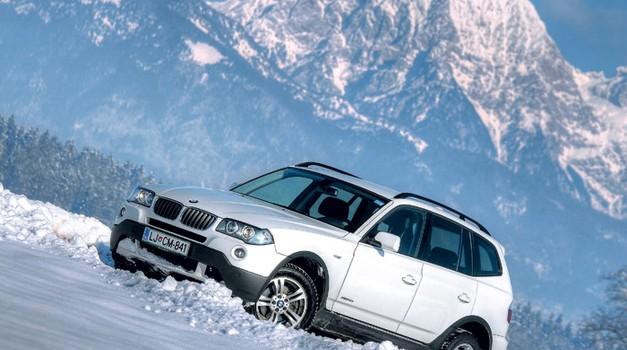 Test: BMW X3 xDrive 18d (foto: Aleš Pavletič)