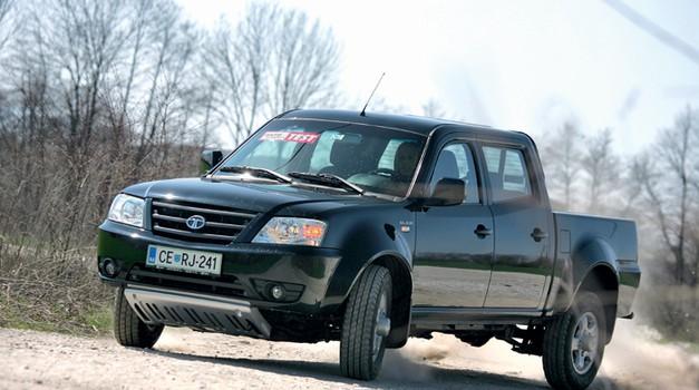 Tata Xenon Crew Cab 2.2L DICOR 4×4 DLE