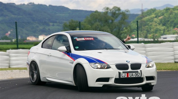 Video: a-workx BMW M3 E92