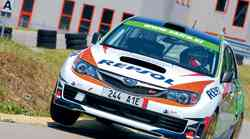 Video: Dirkaška vožnja s Subarujem Imprezo N15