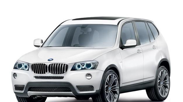 BMW X3 na videu (foto: Bojan Perko)