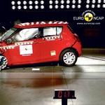 Suzuki Swift (foto: EuroNCAP)