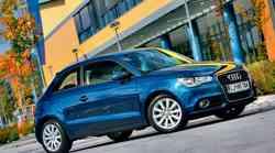 Audi A1 1.4 TFSI (90 kW) Ambition