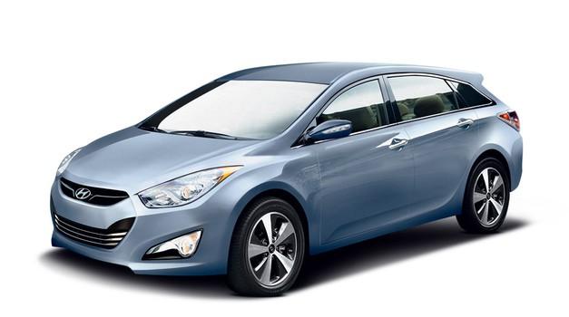V Ženevi novi Hyundai i40 CW (foto: Bojan Perko)