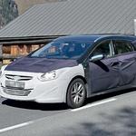 V Ženevi novi Hyundai i40 CW (foto: Lehmann Photo-Syndication)
