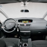 Kratek test: Citroën C4 Picasso e-HDi 110 Airdream Exclusive (foto: Aleš Pavletič)