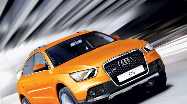 Audi Q3 (foto: Bojan Perko)
