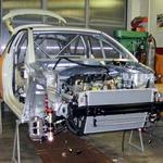 Targetov Citroën DS3 R3T je bil sestavljen v Sloveniji, ob prebiranju te revije pa ima verjetno že popolno obliko. (foto: Saša Kapetanovič, Aleš Pavletič)