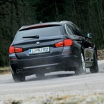 Test: BMW 530d Touring (foto: Aleš Pavletič)