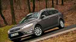 Novo v Sloveniji: Ford Mondeo