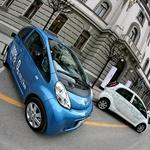 Novo v Sloveniji: Peugeot iOn (foto: Vinko Kernc)
