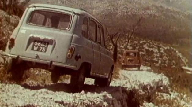 Video: Renault 4 - legendarna Katrca