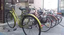 V Ljubljani kmalu izposoja koles