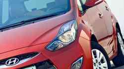 Test: Hyundai ix20 1.4 CVVT (66 kW) Comfort