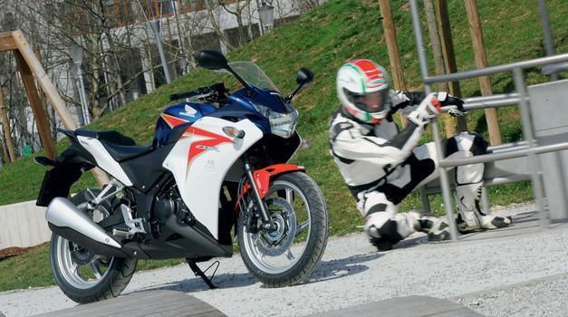 Test: Honda CBR 250 RA